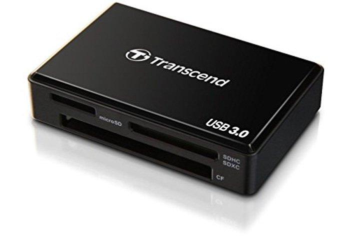 Transcend USB 3.0 Super Speed Multi-Card Reader