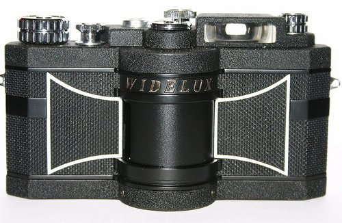 Widelux - must have film camera