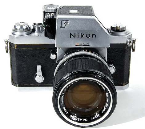 Nikon F - must have film camera