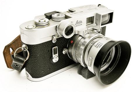 Leica M4- must have film camera