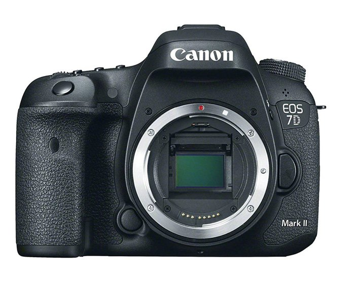 Canon EOS 7DMark II