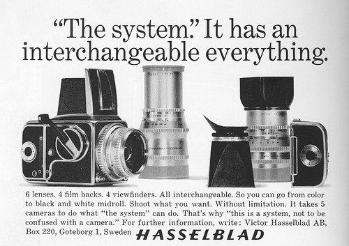 Hasselblad 500C/M - must have film camera