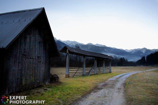 landscape - Photography niche