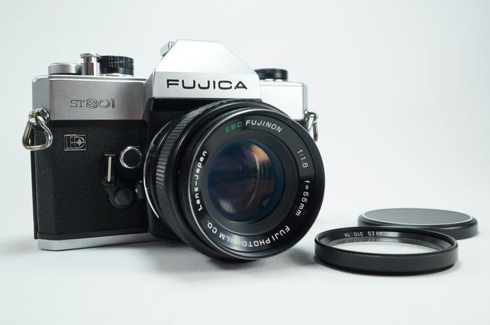 Fujica St-801 vintage camera