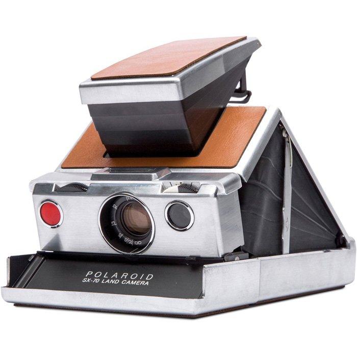 Polaroid SX-70 vintage camera