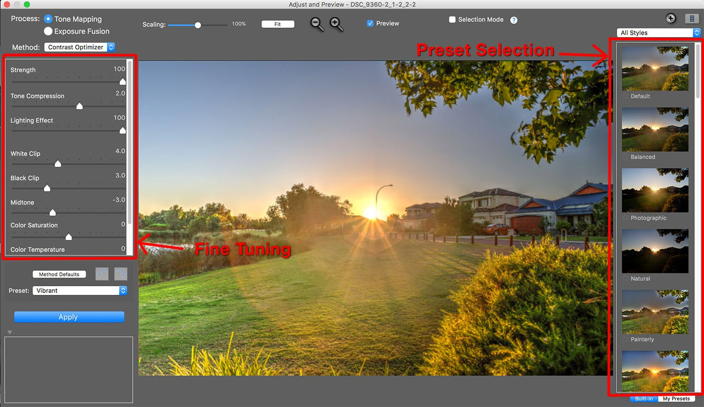 Photomatix Pro - HDR software