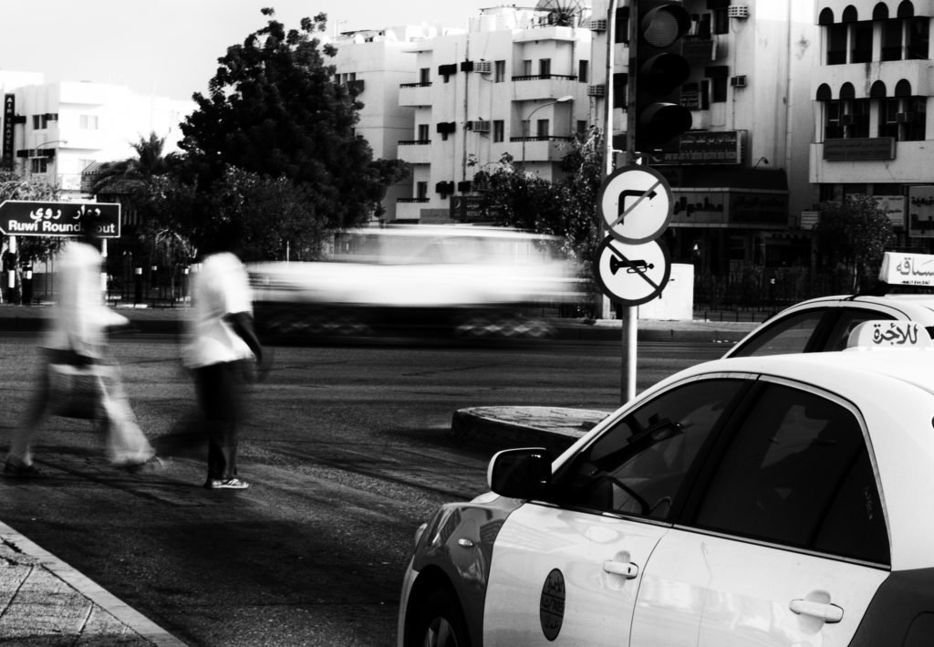 What is street photography - The Crossing by Imran Zahid