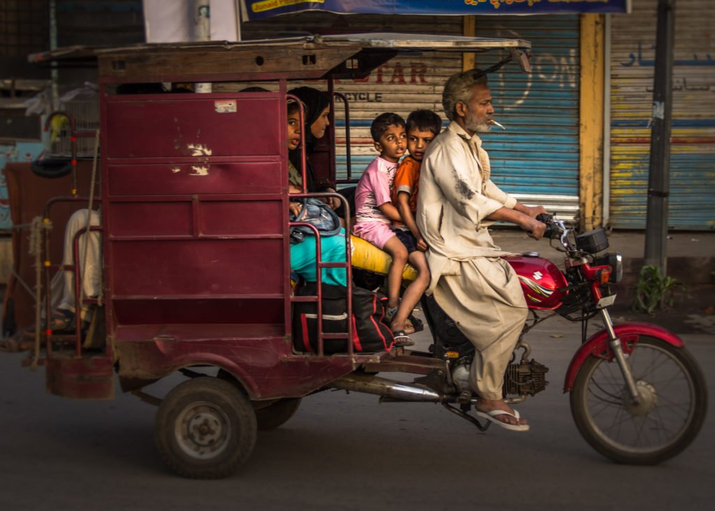 What is street photography - The Ride by Imran Zahid