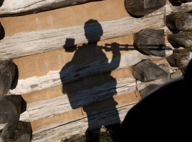 An image showing a silhouette as a selfie