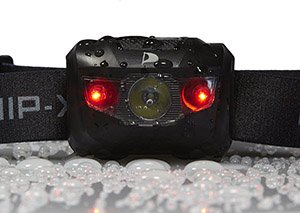 Milky Way Photography Gear: Red LED Headlamp