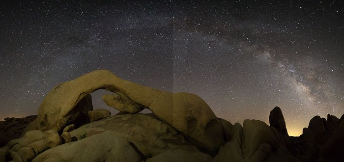 Post Processing Milky Way Photography Highlights