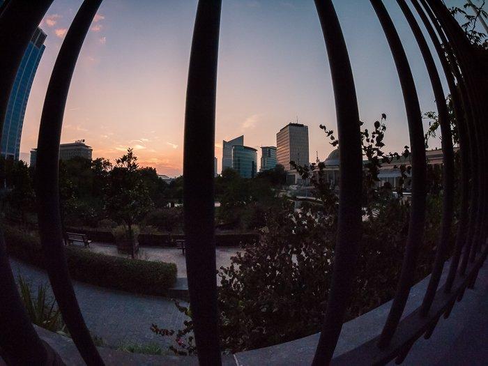 Fisheye Lens Photography: Barrel Distortion
