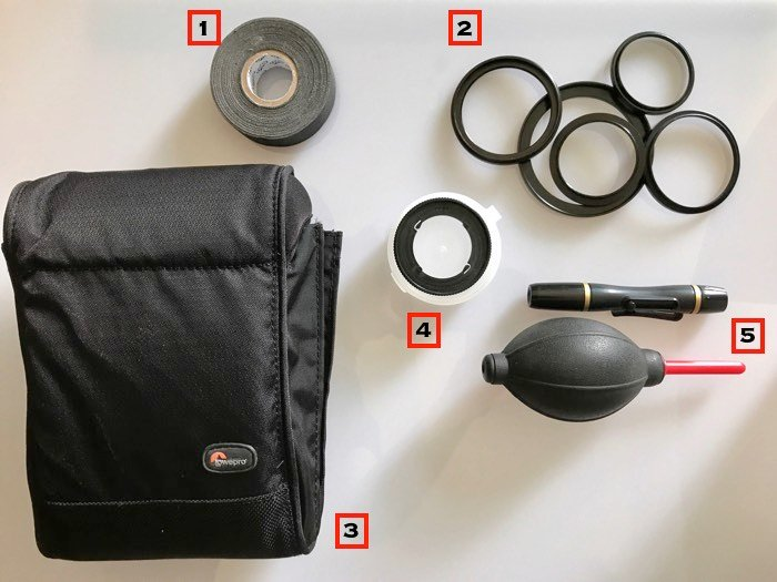 Filters for landscape photography: Selection of accessories for landscape photography filters