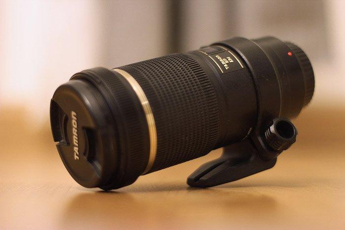 Tamron Macro and Telephoto Lens