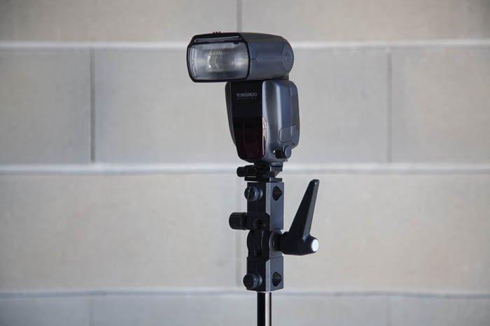 speedlight for photography lighting