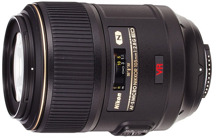 A 100 mm lens for helping your food photography