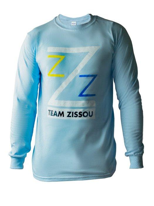 Team zizzou shirt