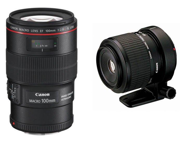 Macro, Micro, Close-up Photography Lenses