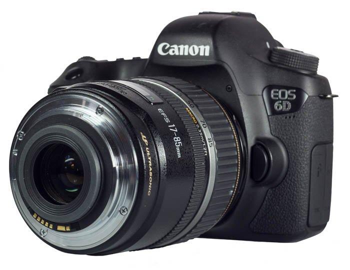 EF-S 18- 135mm f3.5-5.6 IS STM lens