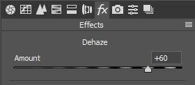 dehaze filter