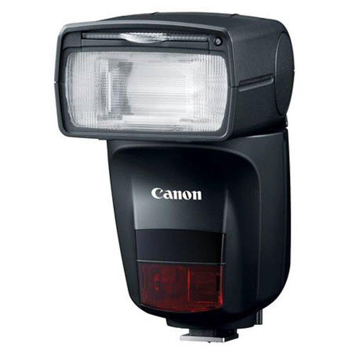A canon flash