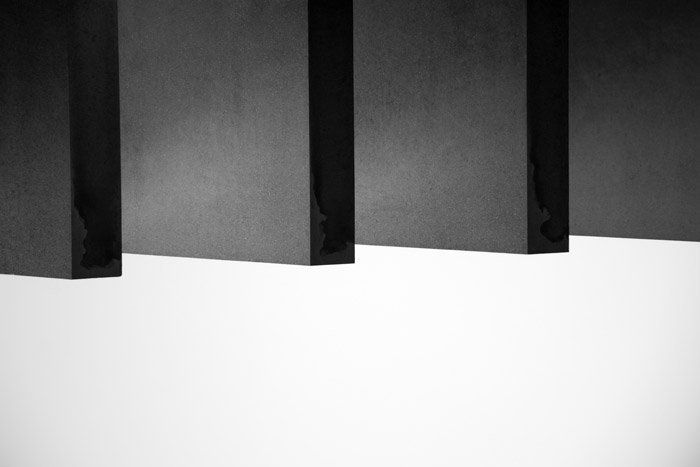 Abstract geometric photo