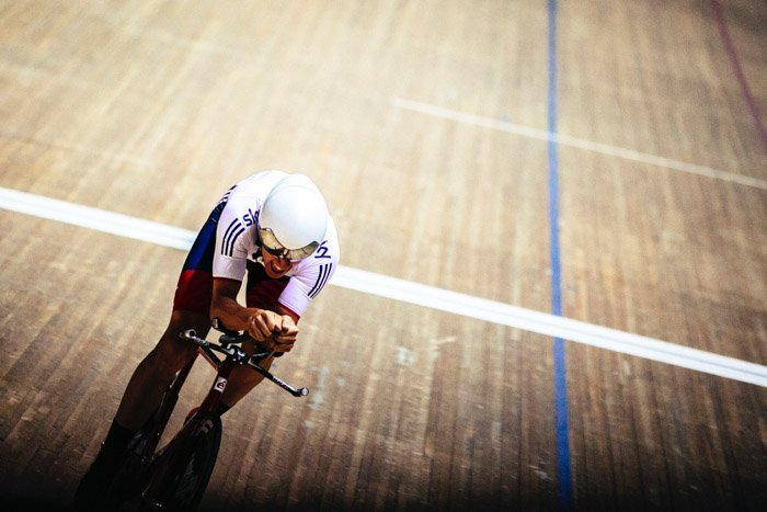 Photographing the Olympics is a grand task for any sports photographer