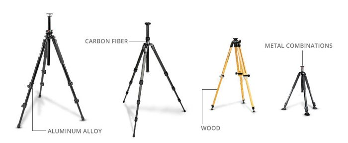 4 different tripods for wedding photography tips