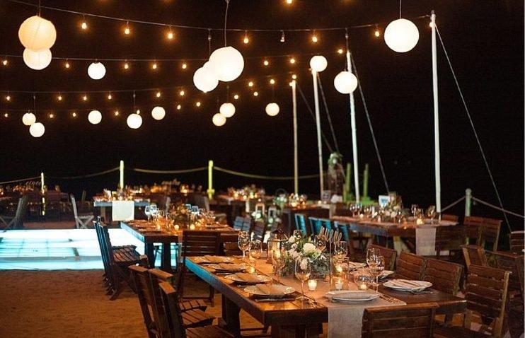 wedding dining tables