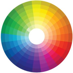 photography colour chart