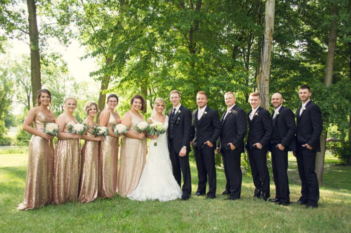 Posing is necessary for wedding and family photography