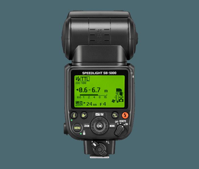 A speedlight for photography lighting
