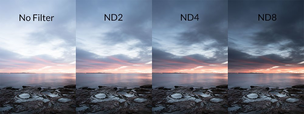 grad nd filters example