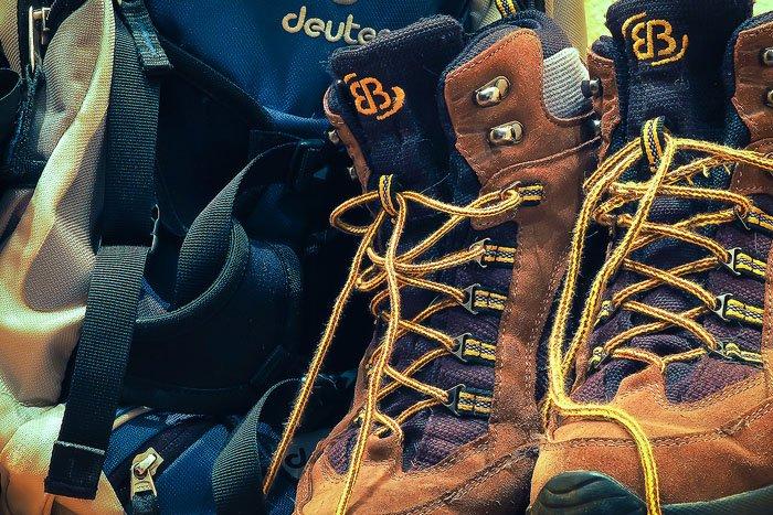 landscape boots