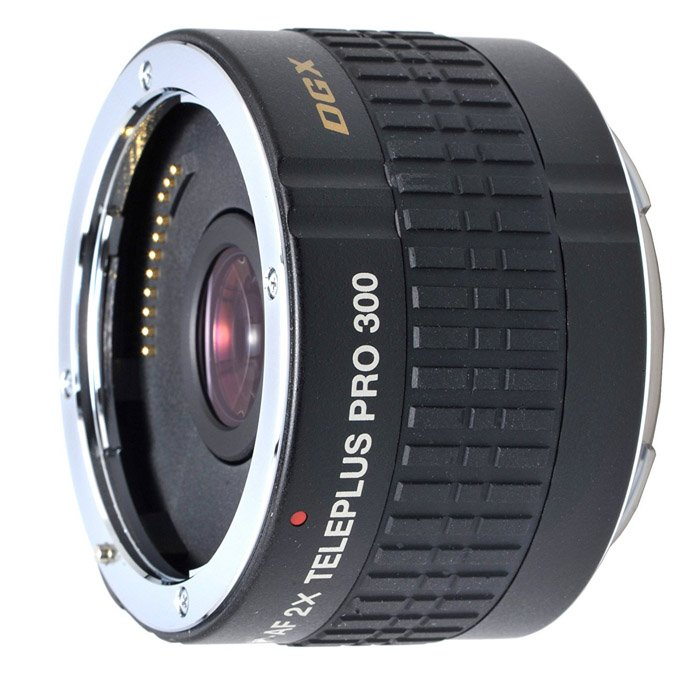 A teleconvertor for a telephoto lens for wildlife photography