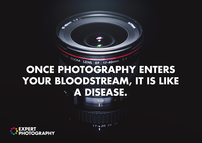 Anonymous Photography Quote