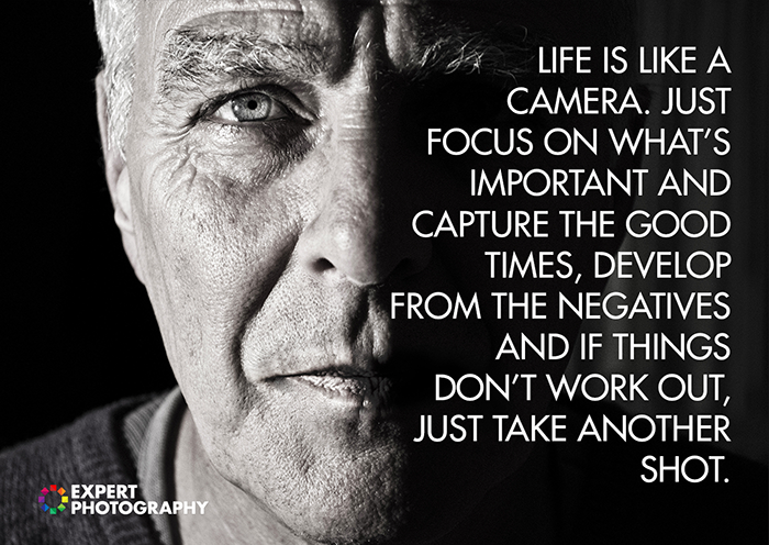 Capture the good times - anonymous photography quotes