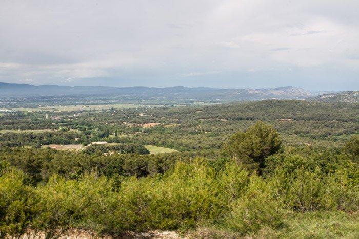 A landscape image taken with a .6 neutral density filter