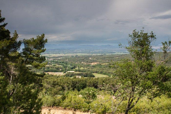 A landscape image taken with a .9 neutral density filter - filters for landscape