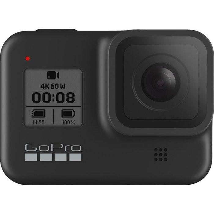 A GoPro camera