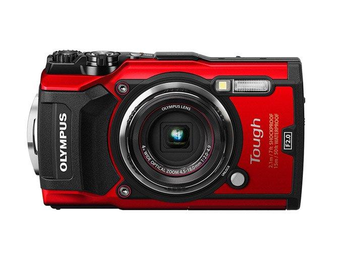Olympus TG-5 macro camera