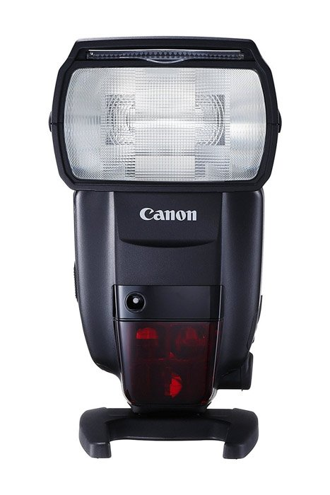 Image of a Canon Speedlite 600EX II-RT