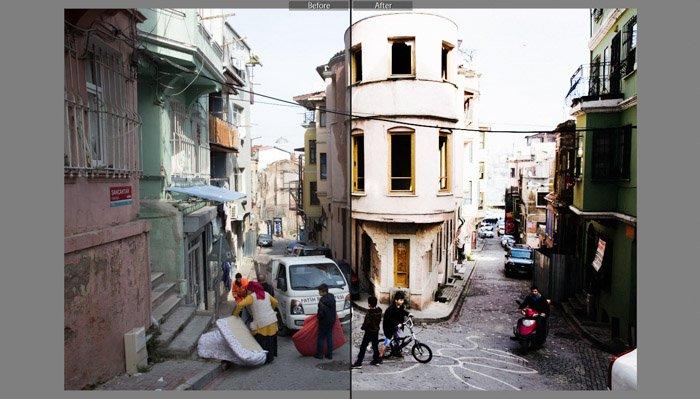 Color 1600 v4 (Eric Kim)lightroom presets for street photography