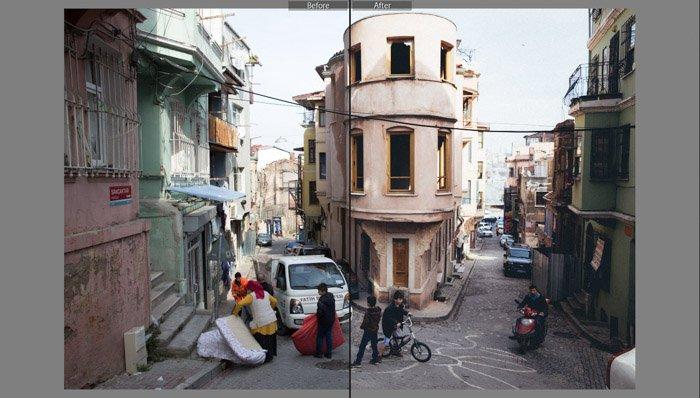 Kodak Film (Presetpro) best lightroom presets for street photography