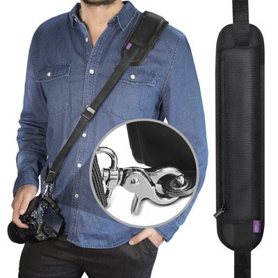 Image of altura neck strap is a great camera accessories gift for a photographer
