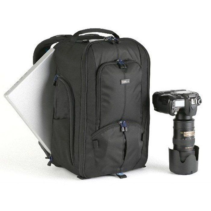 Image of a Think Tank Street Walker Camera Bag - travel photography accessories