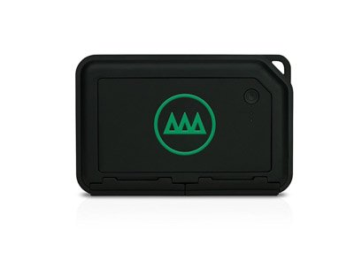 Image of a GNARbox camera accessories on white background