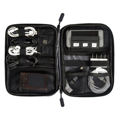 This travel cable organiser is a great photography present