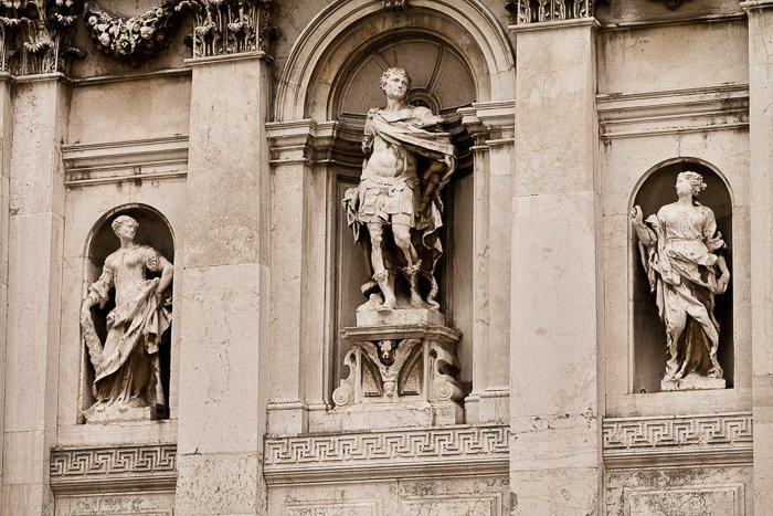 Photo of Santa Maria della Salute. Travel photography shot list.