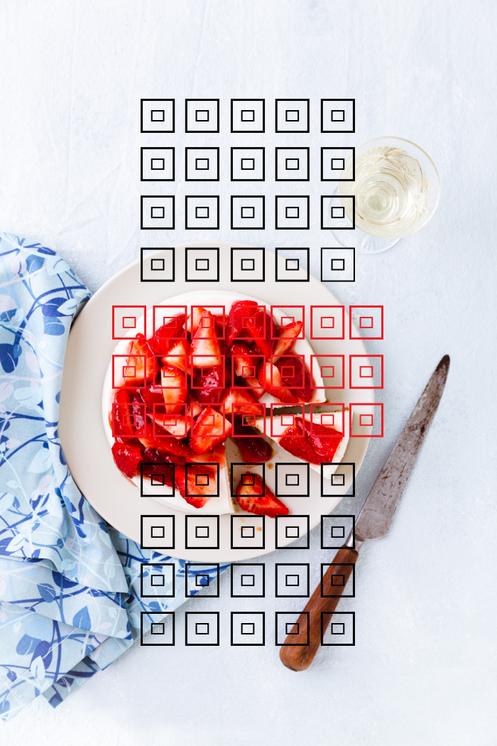 focus modes for food photography